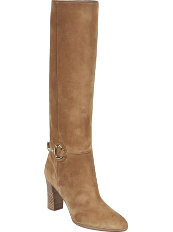Celine Long Classic Over-the-knee Boots