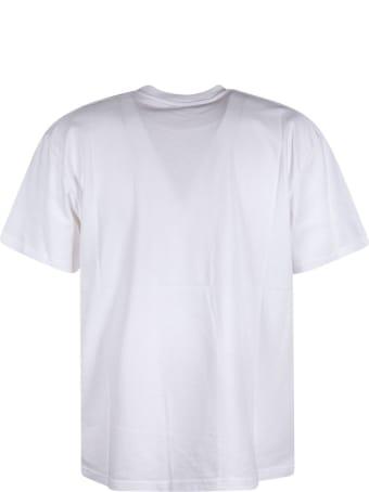 J.W. Anderson Logo Left Chest Print T-shirt