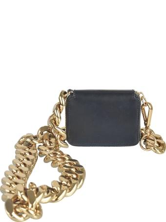 Kara Chain Flap Tote