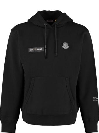 Moncler Genius Logo Detail Cotton Sweatshirt