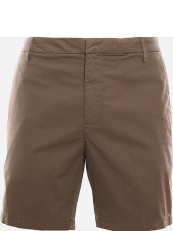 Dondup Shorts Made Of Stretch Cotton