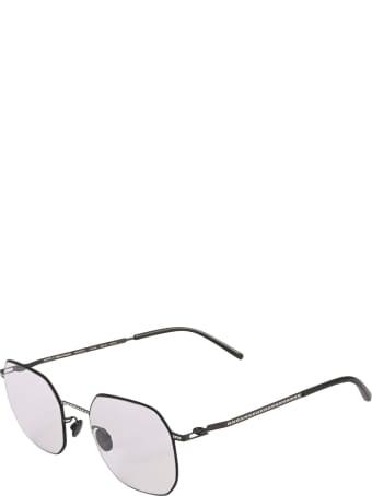 Mykita + Maison Margiela Clear Square Frame Glasses