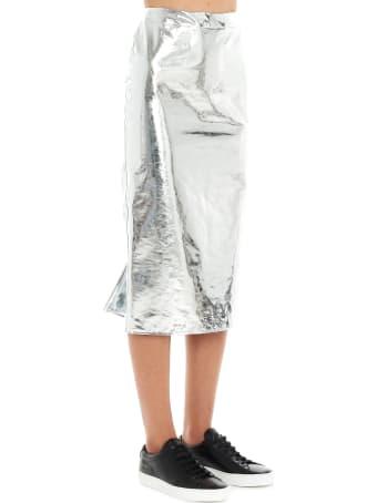 McQ Alexander McQueen 'mirror' Skirt