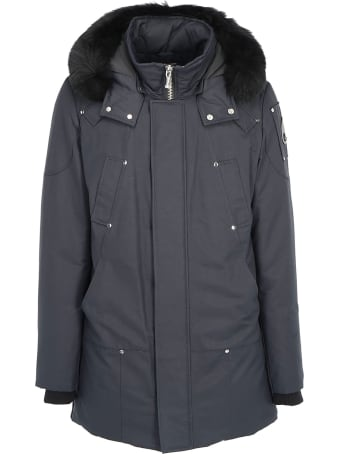 Moose Knuckles Stirling Parka Coat