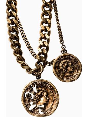 Acne Studios Coin Bracelet C50200