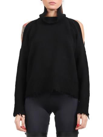 Ianua Black Doha Sweater