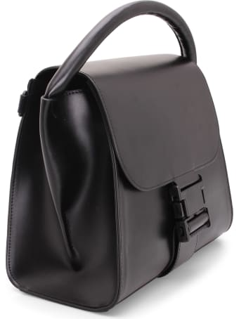 Zucca Leather Tote Bag