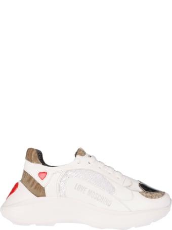 Love Moschino Running Sneakers