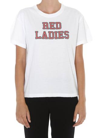 RED Valentino Red Ladies Tshirt