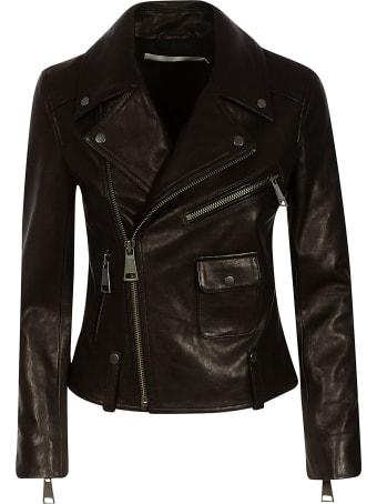 Victoria Victoria Beckham Kelly Biker Jacket