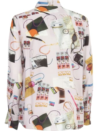 PS by Paul Smith Printed Shirt
