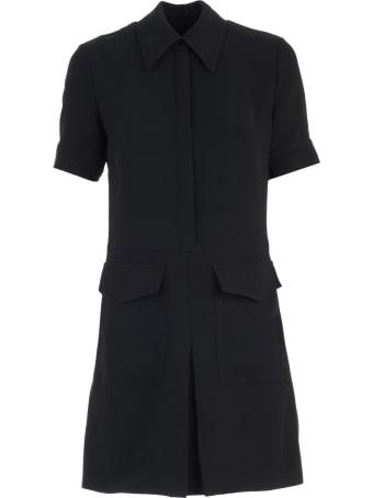 Victoria Victoria Beckham Dress S/s W/pockets