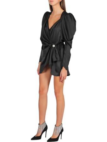 Nineminutes Satin Short Dress