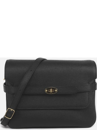 Mulberry Bayswater Leather Shoulder Bag