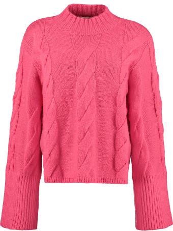 Baum und Pferdgarten Cable-knit Wool Sweater