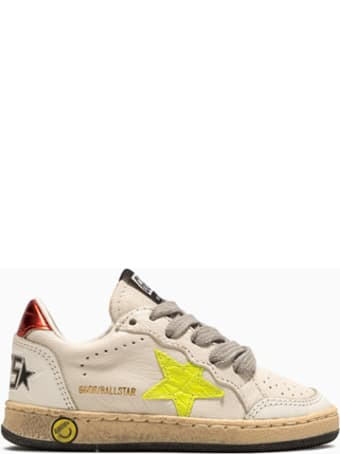 Golden Goose Deluxe Brand Ball Star Sneakers Gjf00117.f000266
