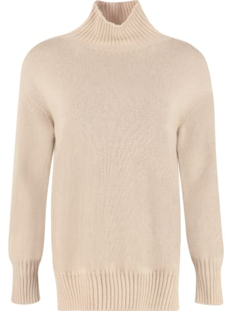 'S Max Mara Gnomi Cashmere Turtleneck Sweater