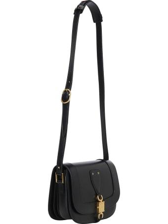 Valentino Garavani Small Saddle Shoulder Bag