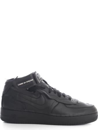 Comme des Garçons Nike Cut Off Air Force 1 Sneakers Us Size