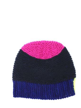 Daniela Gregis Multicoloured Beanie