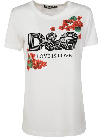 Dolce & Gabbana Love Is Love T-shirt