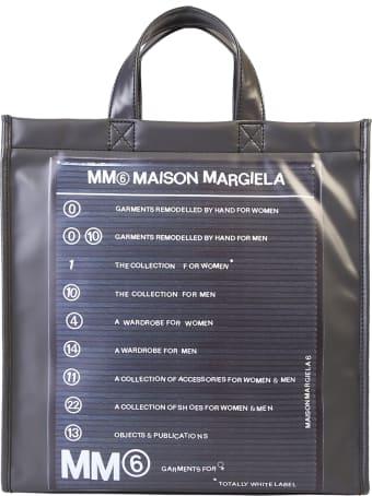 MM6 Maison Margiela Printed Bag