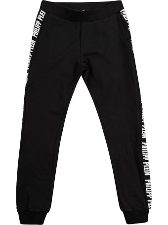 Philipp Plein Junior Logo Tracksuit
