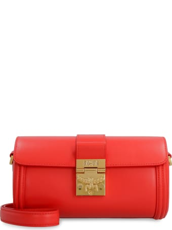 MCM Tracy Crossbody Bag