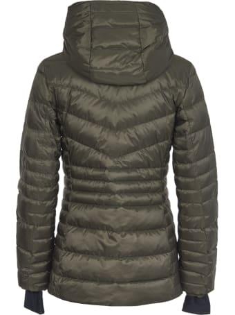 Woolrich Green Down Jacket