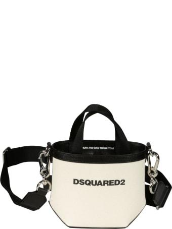 Dsquared2 Dean & Dan Open Top Shoulder Bag