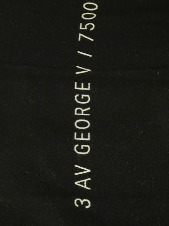 Givenchy Frayed Edge Scarf