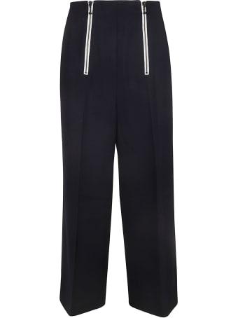 Y's Double Zip Trousers