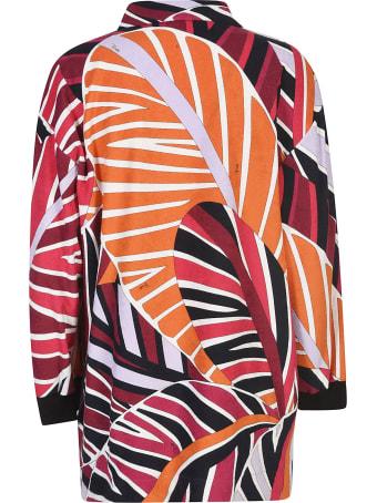 Emilio Pucci Geometric Zipped Cardigan