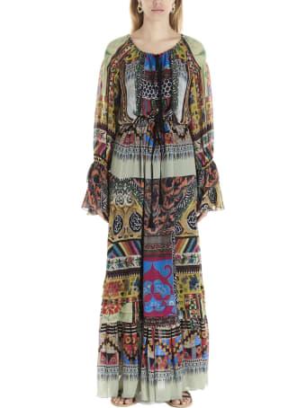Etro 'patch Pochette' Dress