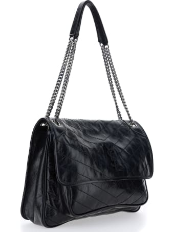Saint Laurent Niki Large Shoulder Bag