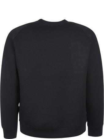 Emporio Armani Logo Printed Sweater