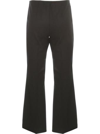 Parosh Short Flared Pants