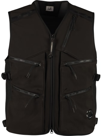 C.P. Company C.p. Shell Techno Fabric Vest