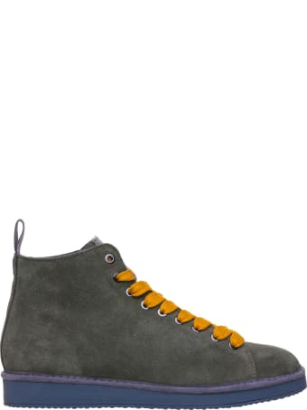 Panchic Panchic Military Ankle Boot