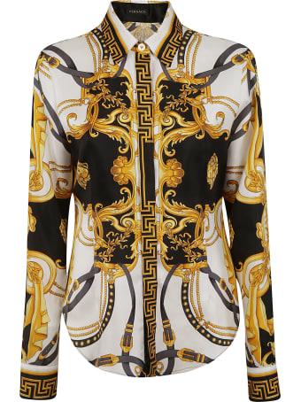 Versace Printed All-over Shirt