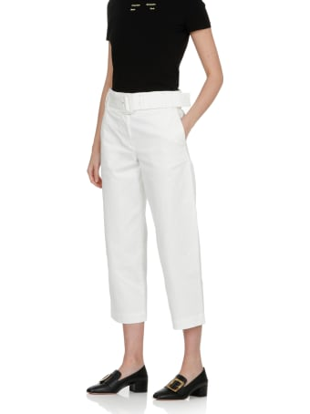 Proenza Schouler White Label Belted Pants