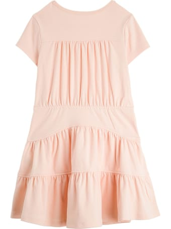 Chloé Pink  Cotton Marine Dress