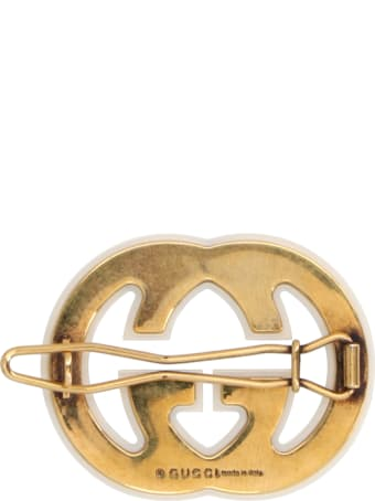 Gucci 'gg' Hari Pin