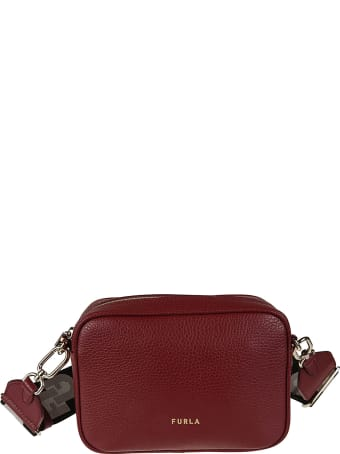 Furla Top Zip Camera Bag