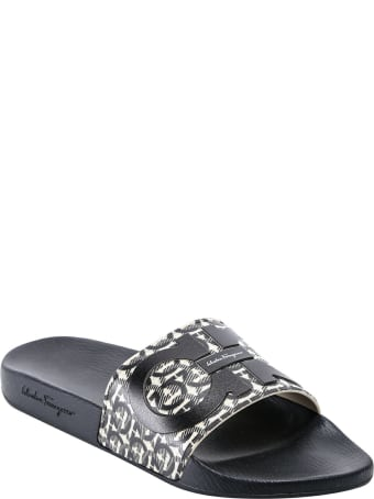 Salvatore Ferragamo Flat Sandals