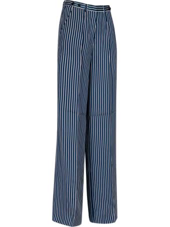 Rokh Stripes Pattern Pants