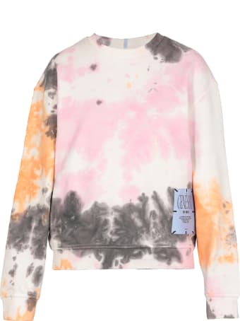 McQ Alexander McQueen Genesis Ii Tie Dye Sweater