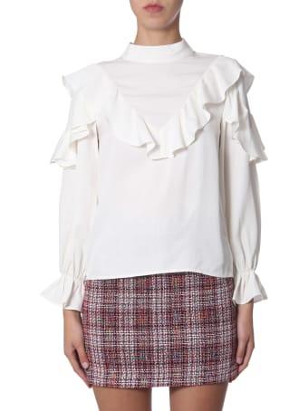 Jovonna Pouf Shirt