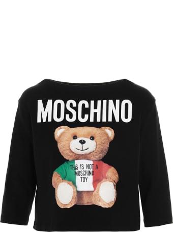 Moschino 'teddy Italia' T-shirt