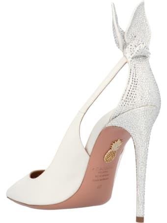 Aquazzura 'bow Tie' Shoes